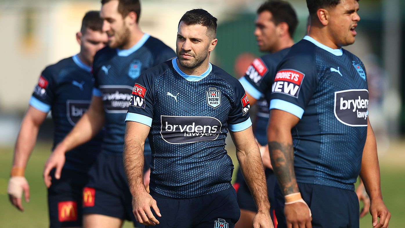 NSW Blues forced to move Origin III camp due to Sydney's COVID-19 outbreak