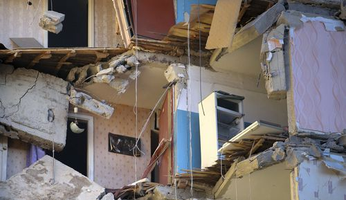 The blast tore through the building around 6am local time on Monday, when many residents were asleep.  There have been several similar incidents in Russia in recent years due to ageing infrastructure and poor safety regulations regarding gas usage.