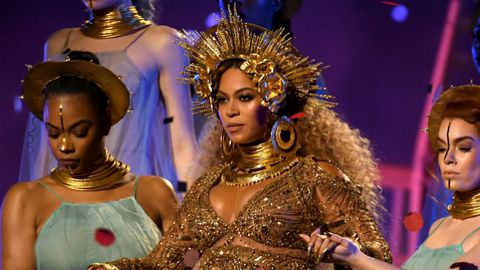 """Beyonce drops out of 2017 Coachella citing """"doctor's orders""""."""