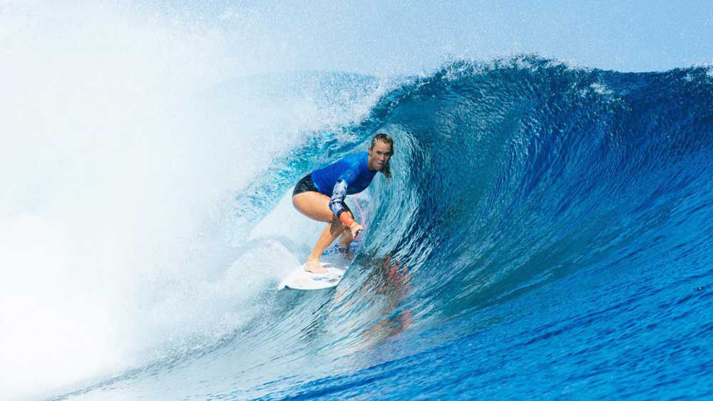 Surfing: Shark attack victim was always 'getting back on my board'