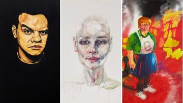 The many faces of the 2020 Archibald Prize finalists