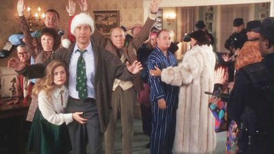 8. National Lampoon's Christmas Vacation (1989)