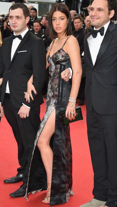 <p>Adèle Exarchopoulos in Louis Vuitton</p>