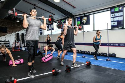 10. Functional fitness