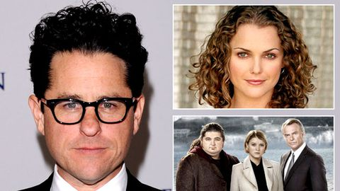 J.J. Abrams developing TV series that isn't about crazy things like time-travel and spies