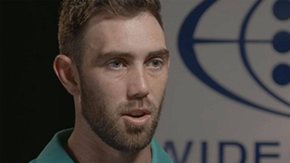 Glenn Maxwell confident he can provide Australia with what they need in the Ashes