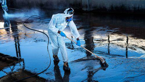 Coronavirus infections shut down world's deepest gold mine