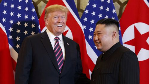 Donald Trump's summit with Kim Jong-un was a failure.