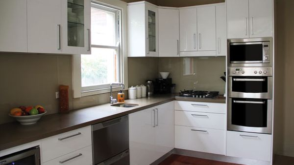 Real-life kitchen makeover