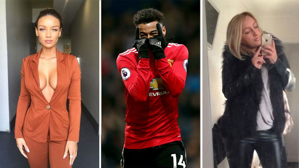 Manchester United star Jesse Lingard outed by single mum for cheating on model girlfriend Jena Frumes