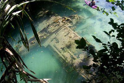 <strong>&nbsp;Lost Fleet of the Rock Islands,&nbsp;Palau</strong>