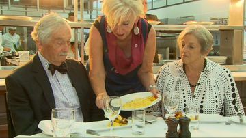 Maggie Beer's mission for better food in nursing homes