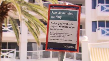 Free parking scheme costs Gold Coast ratepayers thousands