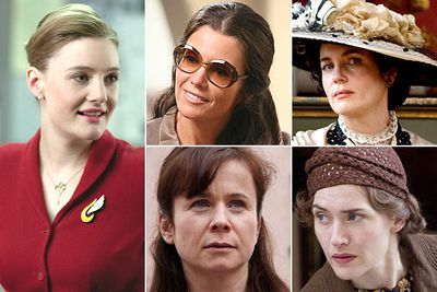 Romola Garai &mdash; <i>The Hour</i><br/>Diane Lane &mdash; <i>Cinema Verite</i><br/>Elizabeth McGovern &mdash; <i>Downton Abbey</i><br/>Emily Watson &mdash; <i>Appropriate Adult</i><br/>Kate Winslet &mdash; <i>Mildred Pierce</i>