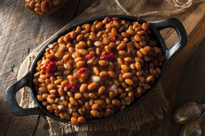 <strong>Baked beans</strong>