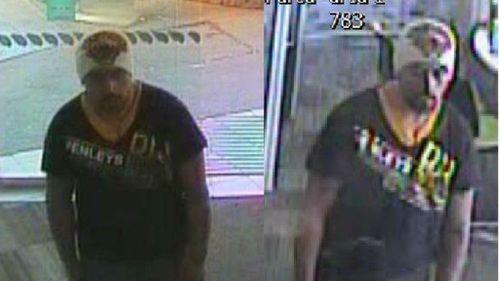 Brazen thief steals cash out of Melbourne bank teller's hands
