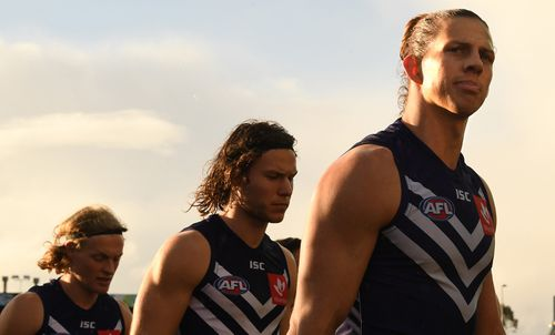 The Fremantle Dockers' 133-point horror loss to Geelong over the weekend was an 'unacceptable, spiritless' performance.