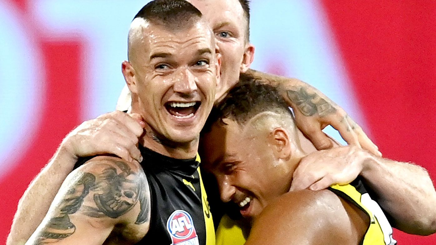 Dustin Martin makes history with third Norm Smith Medal after Richmond's grand final victory