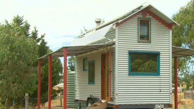 Australia's first tiny house auction: home sold for the price of a car