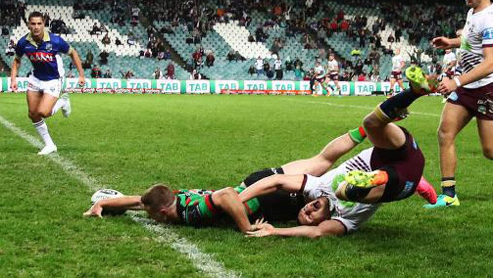 NRL bunker right on Burgess no-try: Archer