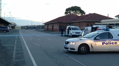 Police were called to the scene around 9:30pm local time last night. (9NEWS)