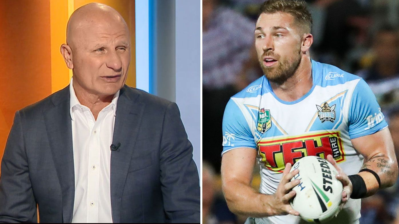 NRL: Peter Sterling's ominous warning for Gold Coast Titans' Bryce Cartwright