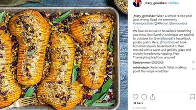 Tracy Grimshaw calls out hilarious food fail