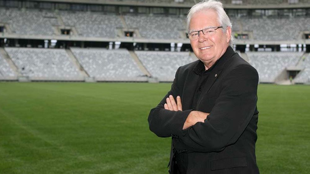 TV broadcasting legend Les Murray has passed away at the age of 71. (AAP)