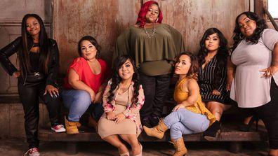 Little Women: Atlanta Season 6 cast shot