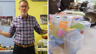 Peter Walsh's tips for organising your kitchen