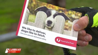 An alarming number of dog related incidents has led Australia Post to launch a new campaign to raise awareness about dogs around posties.