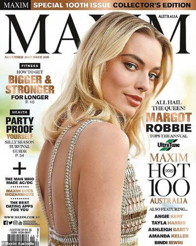 2019 cover Maxim Australia