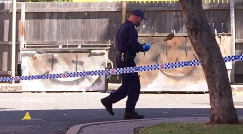 The victim was rushed to Wollongong Hospital where he required emergency surgery to re-attach his severed hand.
