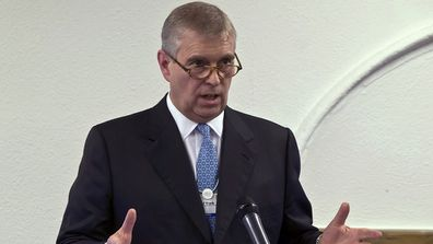 Prince Andrew has stepped down from royal duties.