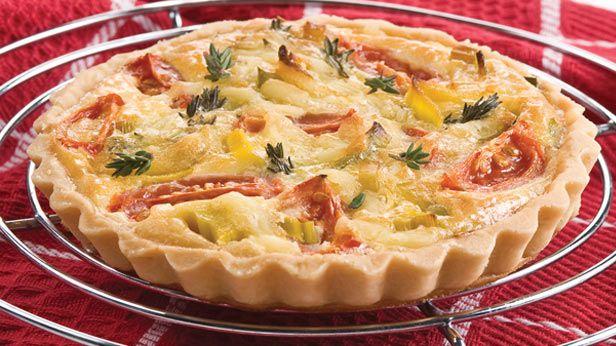 Best savoury shortcrust pastry