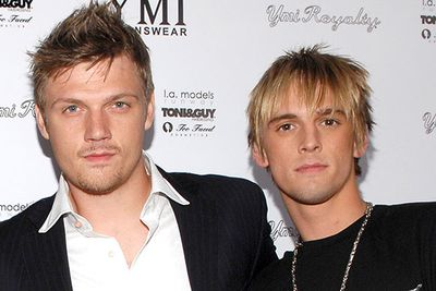 Who will win the next Presidential election? What to do about global warming or the Euro crisis? These debates are nothing compared with the raging online argument about the key issue of the day: which of Backstreet brothers, Aaron (left) and Nick Carter, is cuter? You be the judge!