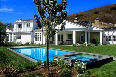 Kylie Jenner's Hidden Hills mansion