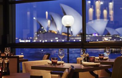 Park Hyatt Sydney dining