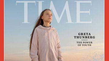 Greta Thunberg Time Magazine's 2019 Person of the Year