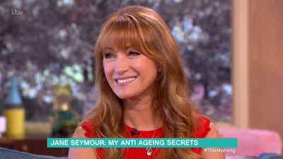Jane Seymour poses for Playboy at 67: 'I feel much sexier now'