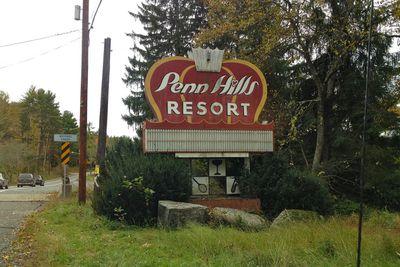 <strong>Penn Hills Resort, Poconos Mountains, Pennsylvania</strong>