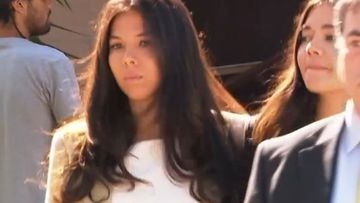 The daughter of famed neurosurgeon Dr Charlie Teo is facing serious charges after crashing head on with the founder of Australia's Comanchero motorcycle gang on NSW's Central Coast.