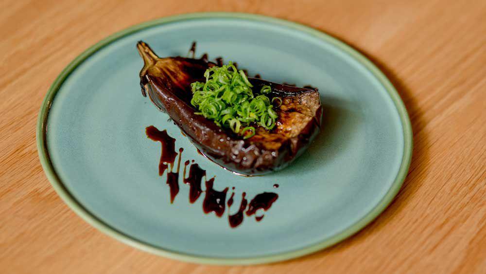Tokonoma by Toko's nasu miso eggplant