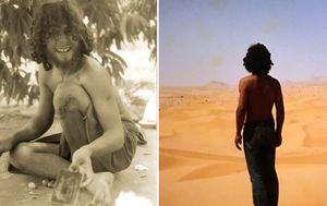Man burns passport in middle of Sahara Desert during gap year