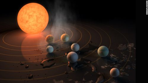 Is there a second planet orbiting the nearest star to the sun?