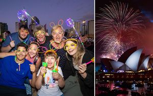 New Year's Eve: How Australia rang in 2019