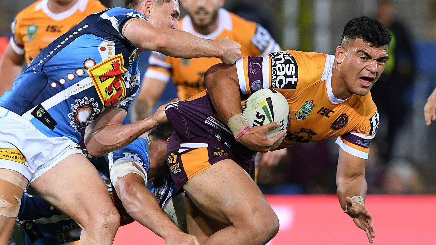 NRL legend's million-dollar call on Brisbane Broncos playmaking star