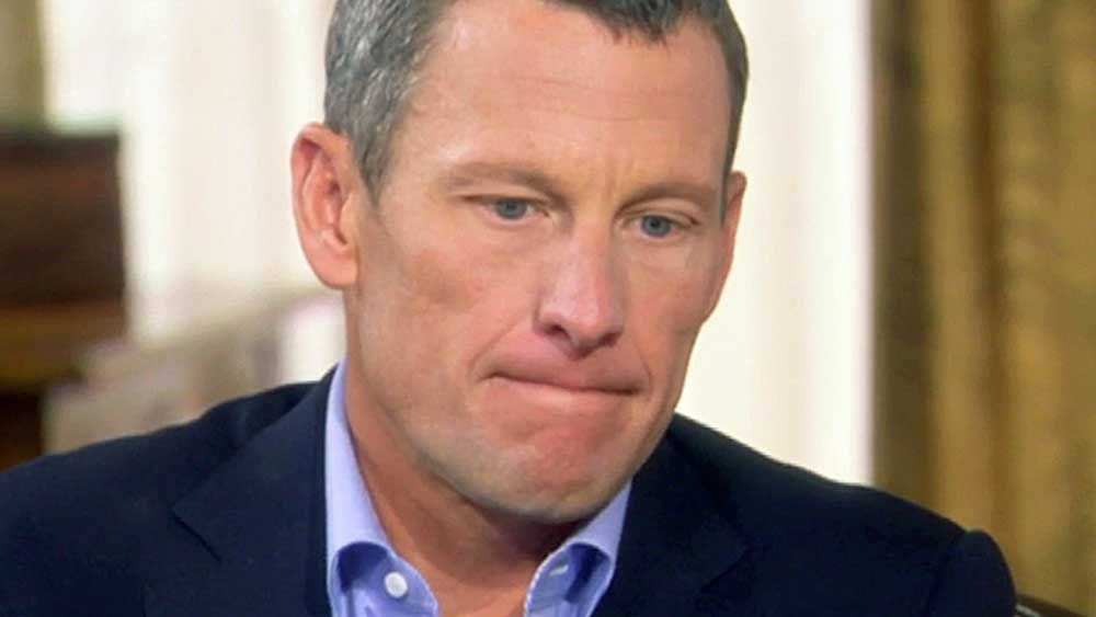 Lance Armstrong could face a $131 million lawsuit. (AAP)