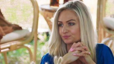 Joanne's 'negative' outburst shocks everyone at the wedding reception