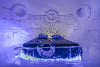 <strong>Kirkenes Snowhotel, Norway</strong>